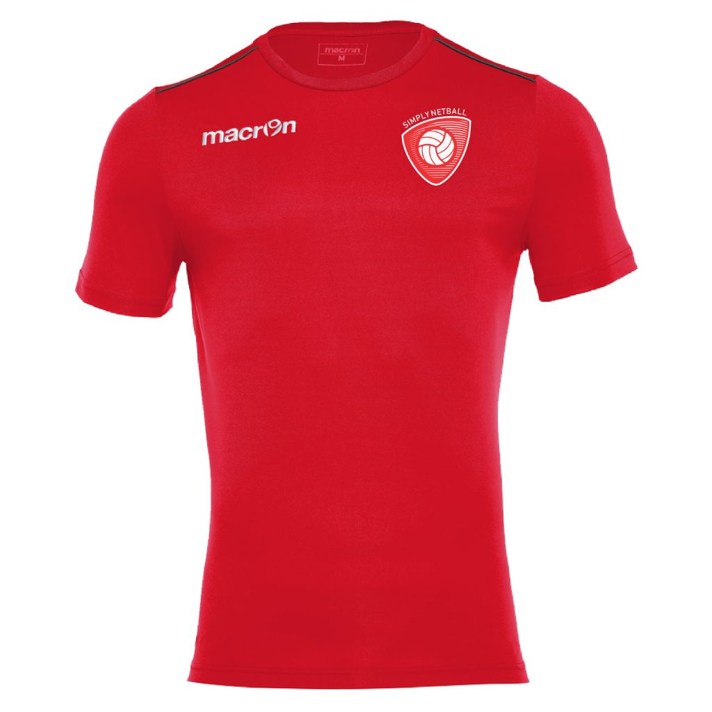 Simply Netball Playing Shirt